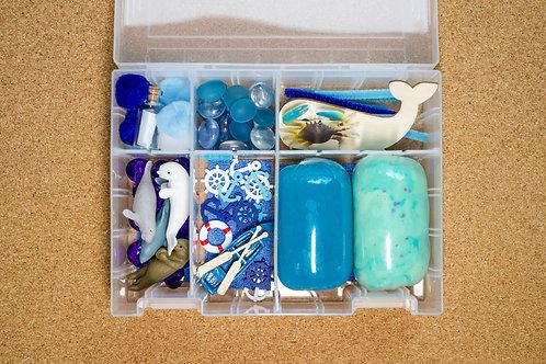 Coastal Creations Playdough Kit