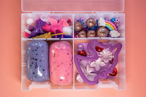 Unicorn Playdough Kit