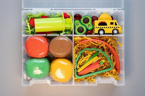 Taco Playdough Kit