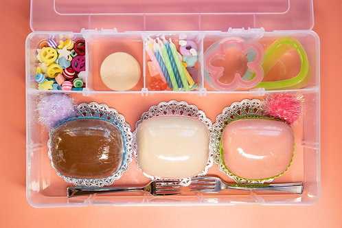 Bakery Playdough Kit