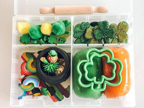 St. Patrick's Day Playdough Sensory Kit