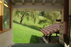 Vista desde patio