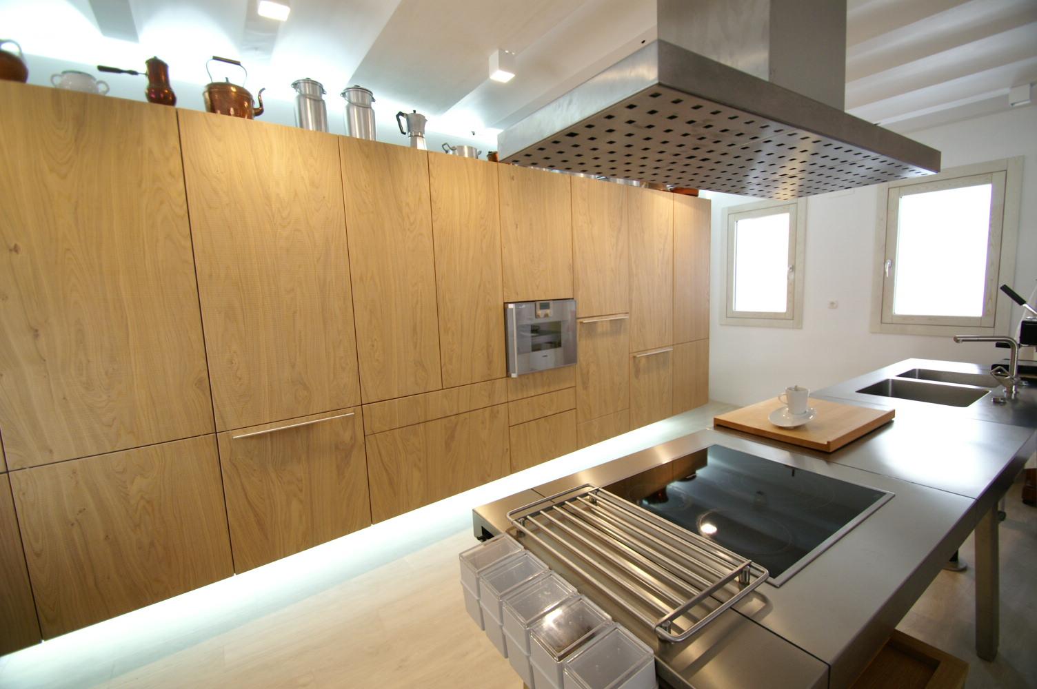Mueble de cocina suspendido
