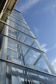 ascensor vidrio