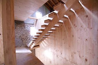 estructura madera laminada