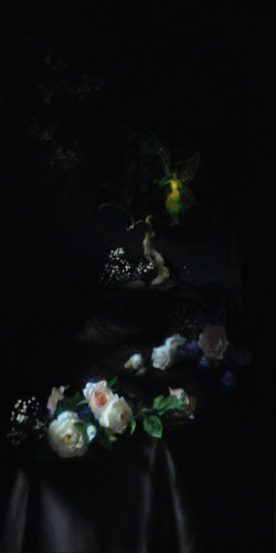 Fairy and Flowers