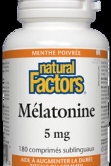 NF Mélatonine 5mg - Menthe