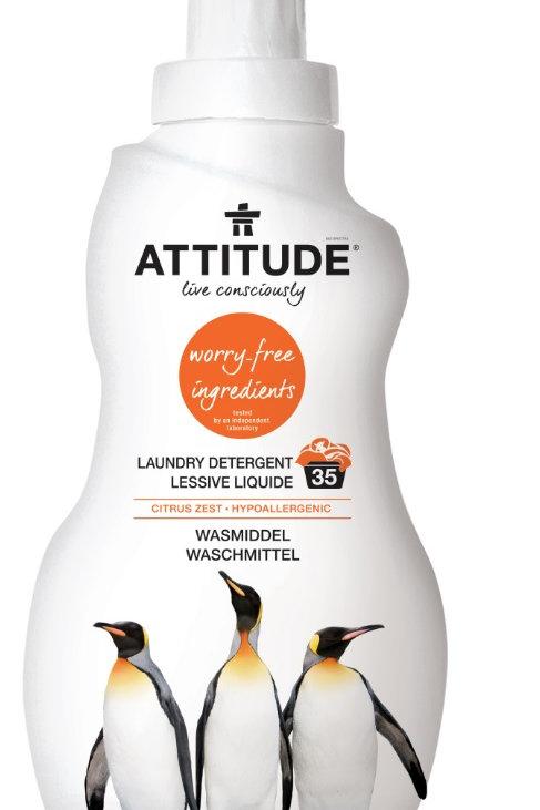 Lessive liquide Zeste d'agrumes, 1.05 L (35.5 FL. OZ.) | 35 doses