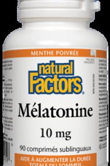 NF Mélatonine 10mg - Menthe