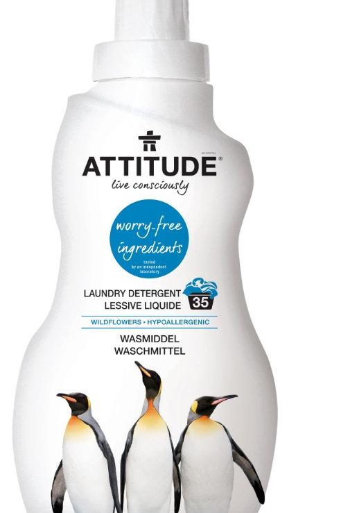Lessive liquide Fleurs des champs, 1.05 L (35.5 FL. OZ.) | 35 doses