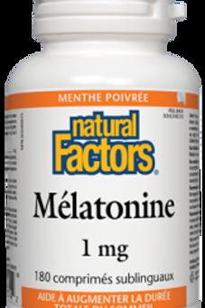 NF Mélatonine 1mg - Menthe