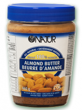 Natur® beurre d'amande