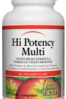 Hi potency Vit B - 210 capsules