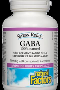 NF Stress-Relax GABA 100% naturel