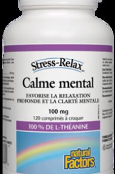 NF Stress-Relax Calme mental - 60 comprimés