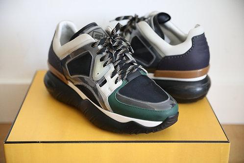 Fendi Thick Sole Sneaker