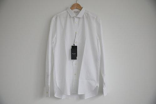 Saint Laurent Paris Cotton Dress Shirt