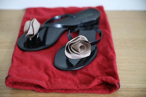 Valentino Floral Sandals