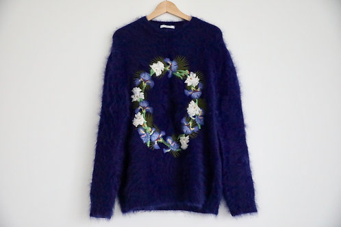 Givenchy Iris Mohair Sweater