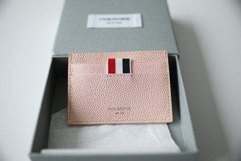 Thom Browne Pink Card Holder