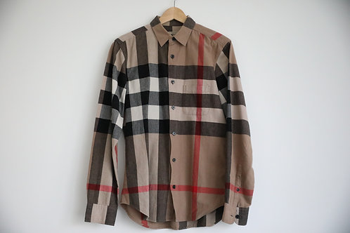 Burberry Classic Flannel Shirt