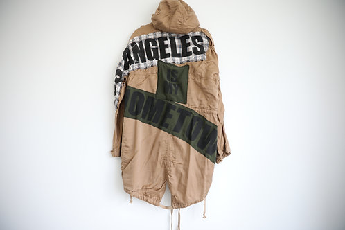 Faith Connexion Hooded Parka