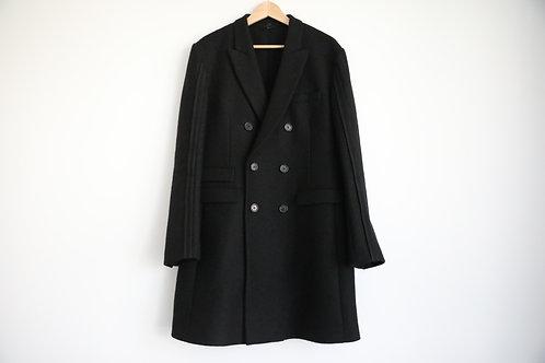 Neil Barrett Double-Breast Stripe-detailed Coat