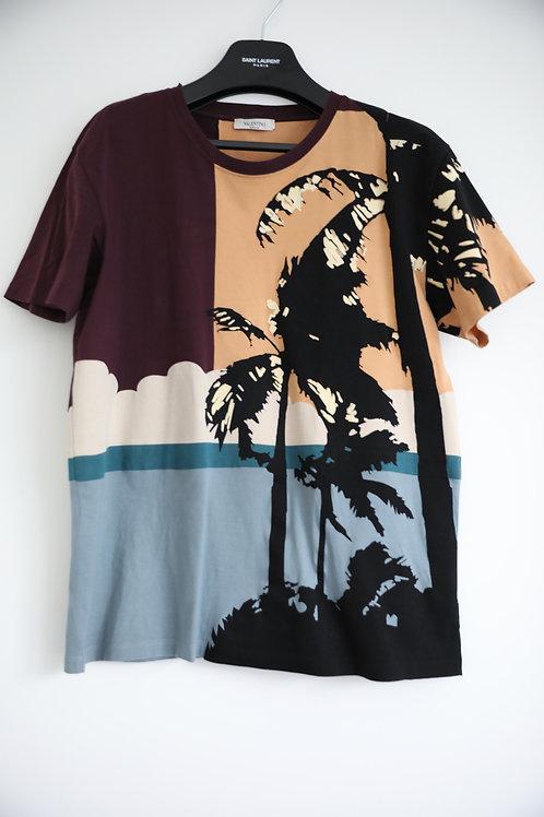 Valentino Beach Collage Tshirt