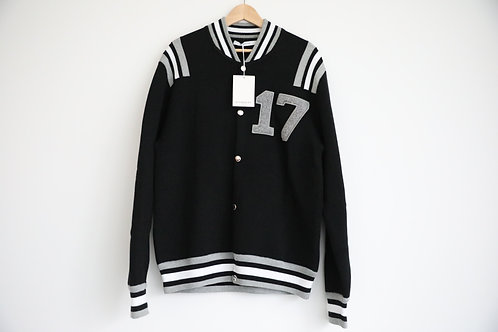 Givenchy 17 Embroidered Wool Jacket