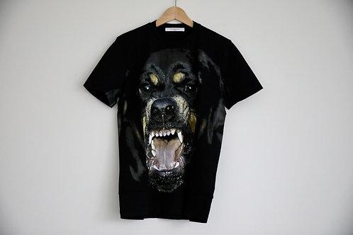 Givenchy Rottweiler Print T-Shirt
