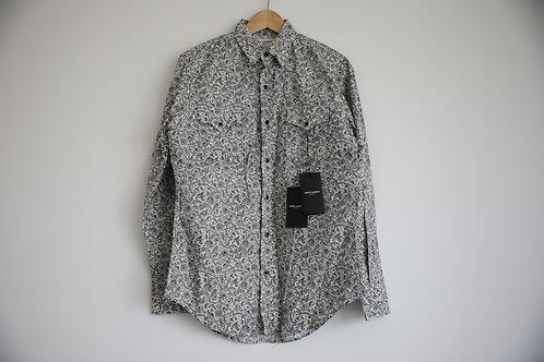 Saint Laurent Western Button-up Shirt