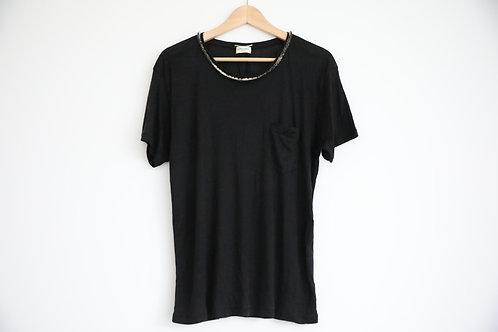 Saint Laurent Silk Bullet T-shirt