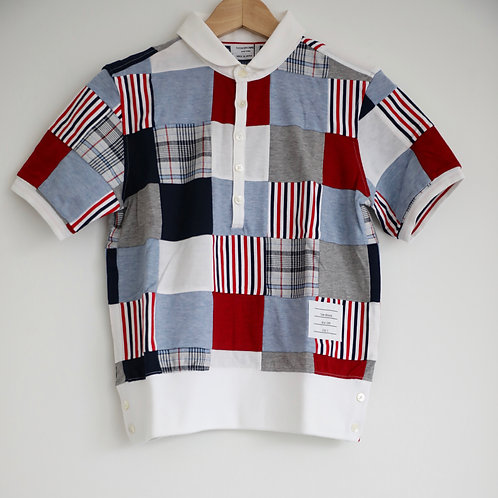 Thom Browne Patch Polo Shirt