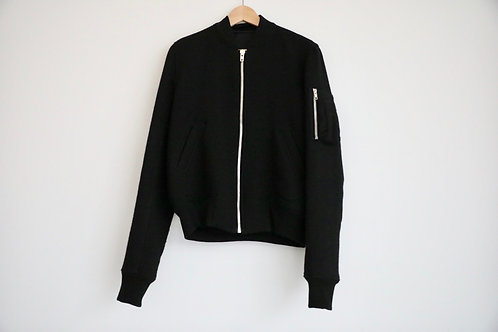 Rick Owens Wool MA-1 Jacket