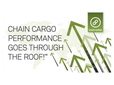 ChainCargo realizes its 2020 revenue in the first 4 months of 2021!