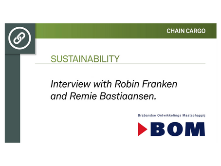 Importance of Sustainability: Interview with Robin and Remie from BOM