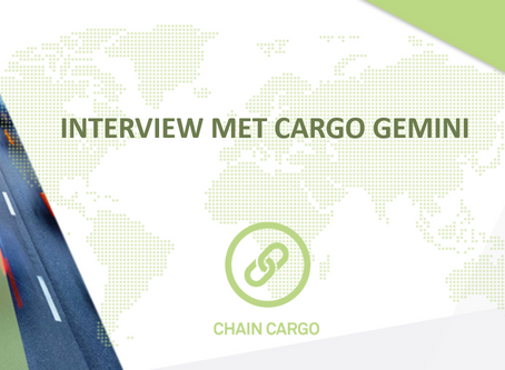 Interview met Cargo Gemini