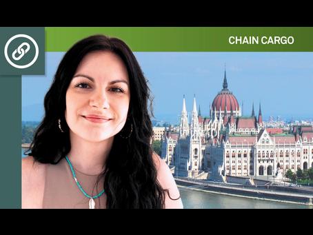 Interview with Anna Szélinger, Customer Success Representative at ChainCargo