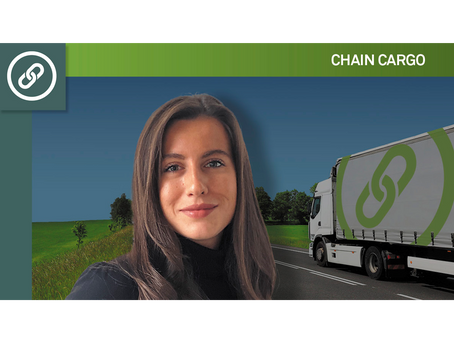 Interview with Demi Traarbach, Sales Representative at ChainCargo