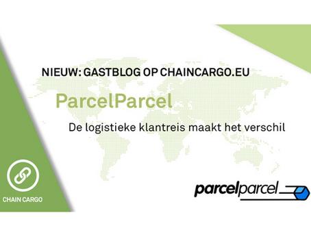 Gastblog ParcelParcel: De logistieke klantreis maakt het verschil