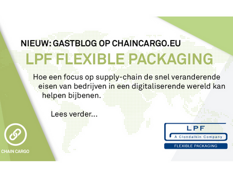 Gastblog: LPF Flexible Packaging