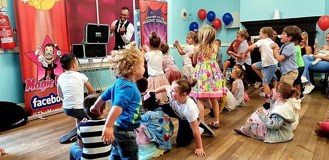 Magic Carl Children's Entertainer