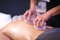 Reno Integrative Massage cupping therapy
