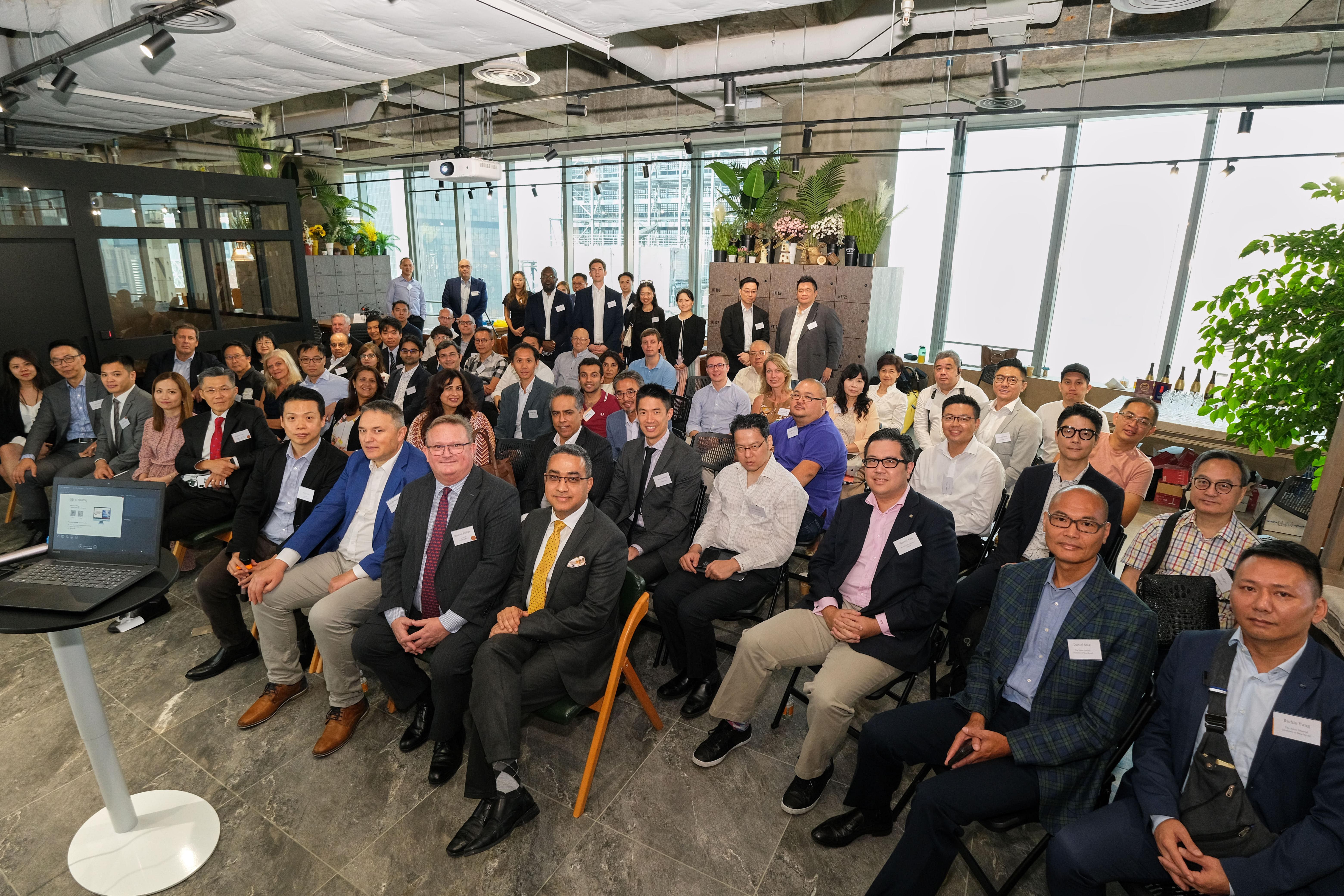 ASIA CEO COMMUNITY X INVEST HK