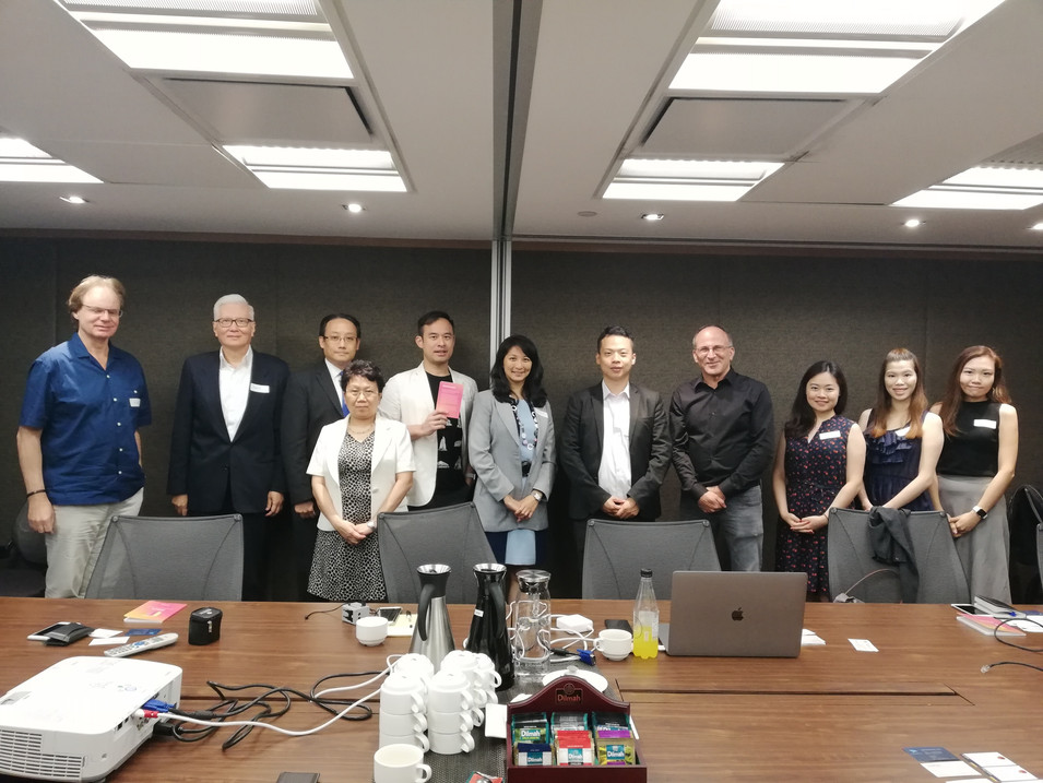 ASIA CEO COMMUNITY - SUMMER LUNCH PART 2