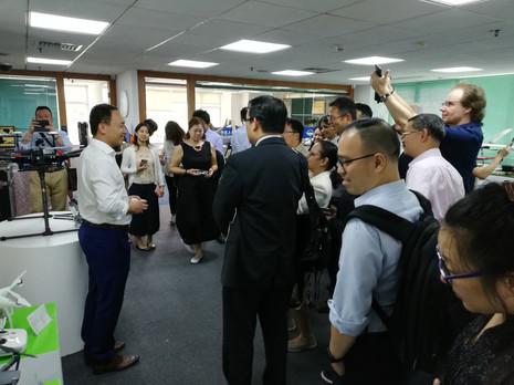 ASIA CEO COMMUNITY - SZ BUSINESS TOUR 2018