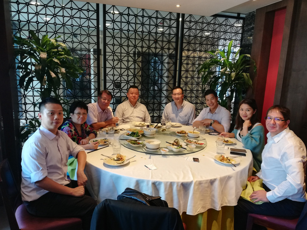 ASIA CEO COMMUNITY - SUMMER LUNCH PART 1