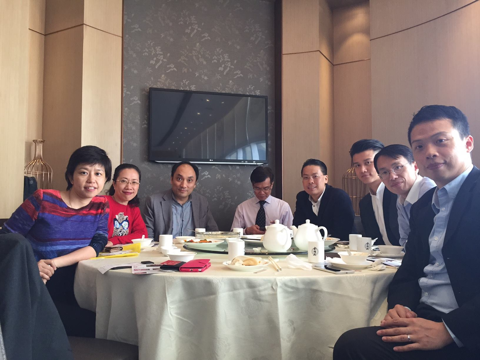 Dec 2016 CEO Community Lunch