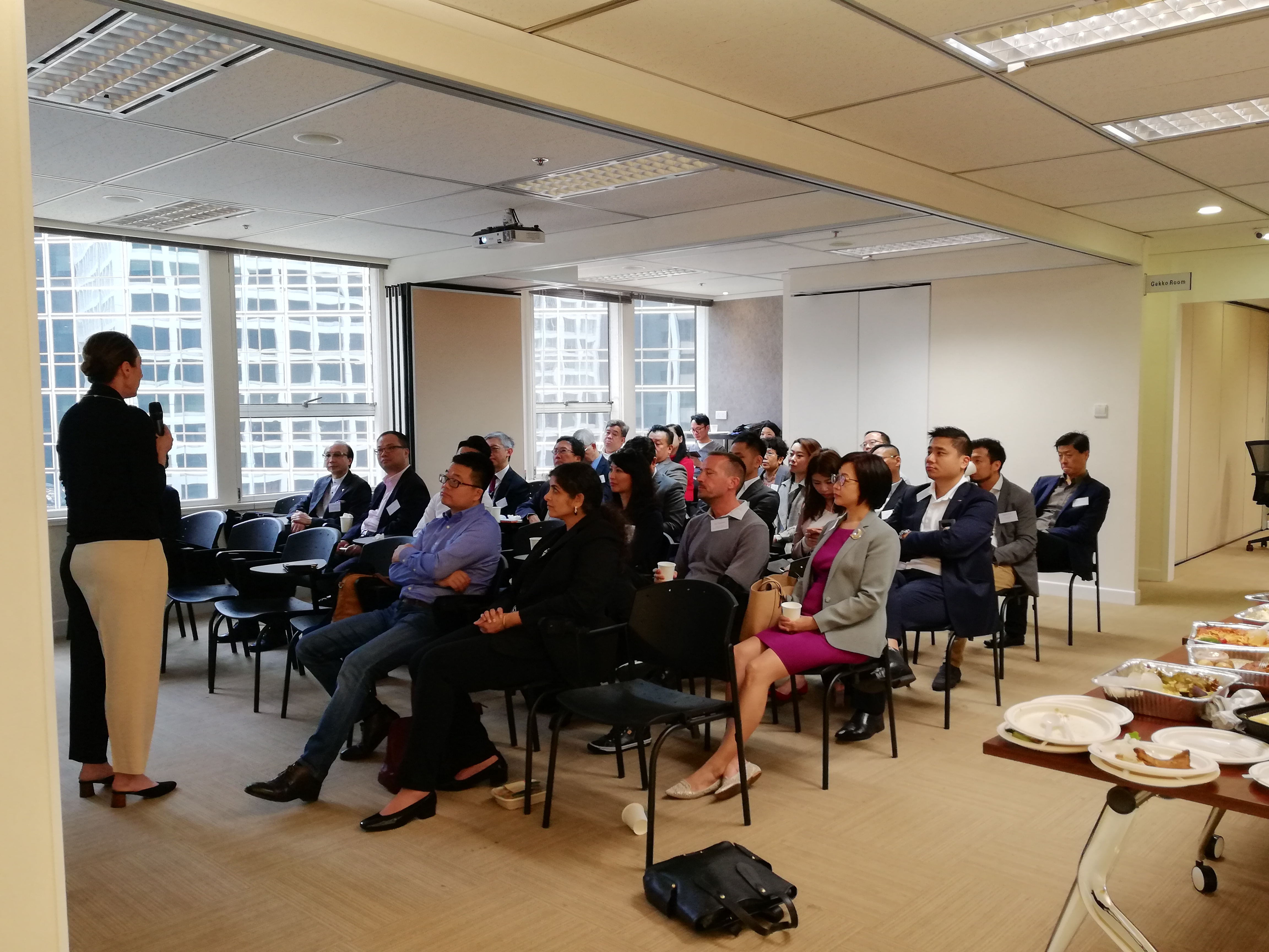 ASIA CEO COMMUNITY - MARCH 2018
