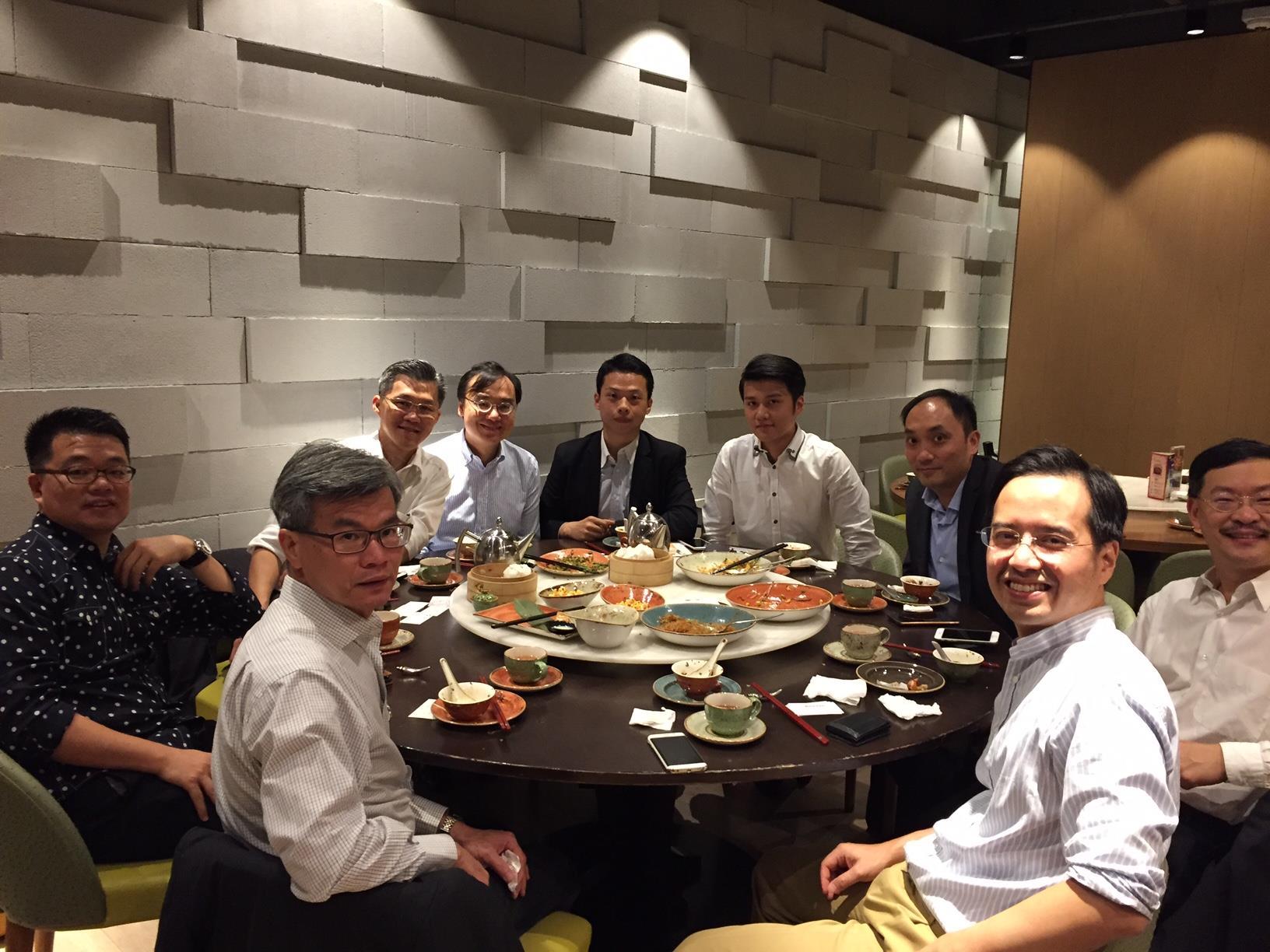 Nov 2016 CEO Community Lunch